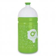 Zielona butelka, bidon Topgal