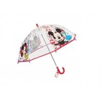 Dziecięca głęboka parasolka z motywem Myszki Miki