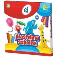 plastelina AS Astra 24 kolory