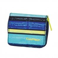 Młodzieżowy portfel damski Coolpack Blue Lagoon 535