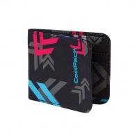 Młodzieżowy portfel męski Coolpack Arrows 557