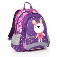 Plecak przedszkolny dla dziewczynki Topgal CHI 837