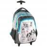 Plecak szkolny na kółkach Pieski Paso
