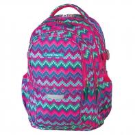 Młodzieżowy plecak szkolny CoolPack Factor 29L Zigzag