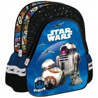 Plecaczek dziecięcy Star Wars Epizod VII, niebieski