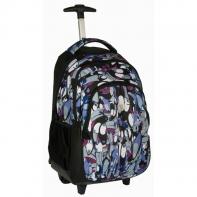 Plecak szkolny na kółkach Paso tukany