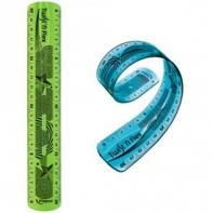 Niełamliwa linijka Twist'n Flex 20 cm 3 kolory Maped