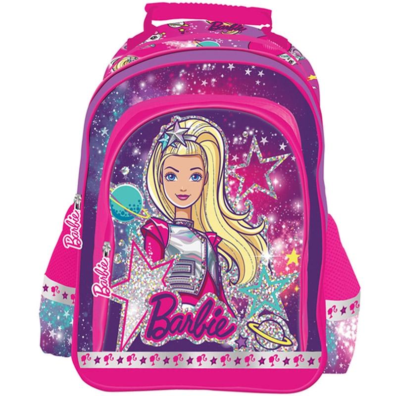 505095f188eda Plecak szkolny dla dziewczynki Barbie Star Light