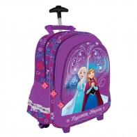 Plecak na kółkach dla dziewczynki Frozen - kraina lodu