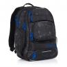 Trzykomorowy plecak młodzieżowy Topgal HIT 882
