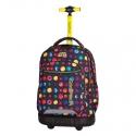 Plecak szkolny na kółkach CoolPack Swift Confetti 898