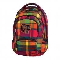 Młodzieżowy plecak szkolny CoolPack College 27L, Sunset Check 617