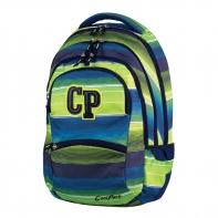 Młodzieżowy plecak szkolny CoolPack College 27L, Multi Stripes 644