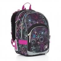 Plecak szkolny dwukomorowy dla dziewczynki Topgal CHI 874