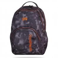 Młodzieżowy plecak szkolny CoolPack Smash 26L, Misty Orange 953