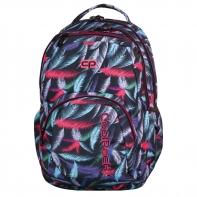Młodzieżowy plecak szkolny CoolPack Smash 26L, Blue Shades