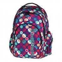Młodzieżowy plecak szkolny CoolPack Spark II 31 L, Mosaic Dots 718