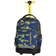 Plecak szkolny na kółkach CoolPack Swift Navy Haze 938