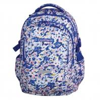 Młodzieżowy plecak szkolny CoolPack Factor 29L White Panther