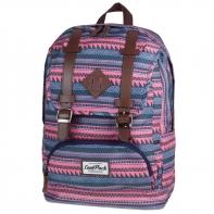 Młodzieżowy plecak szkolny CoolPack City, Sahara 1017