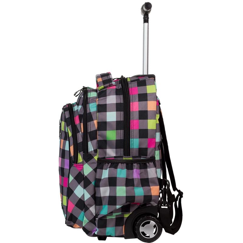 451d271222a9 PROMO. Plecak szkolny na kółkach CoolPack Junior 34 L BOHO ELECTRA 782
