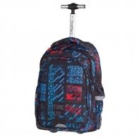 Plecak szkolny na kółkach CoolPack Junior 34 L UNDERGROUND 833