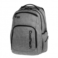 Młodzieżowy plecak szkolny CoolPack Break 26L Snow Grey 843