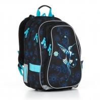 Plecak szkolny dwukomorowy dla dziewczynki Topgal CHI 882