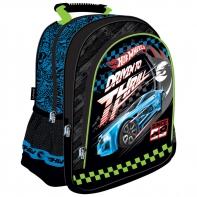 Plecak szkolny dla chłopca Hot Wheels