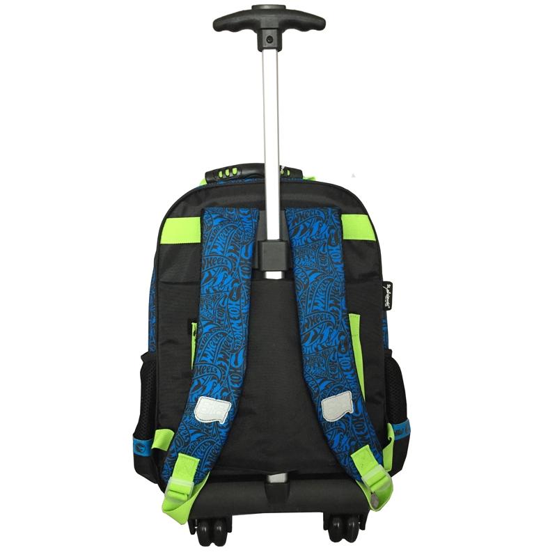 51197c1676187 Plecak na kółkach dla chłopca Hot Wheels