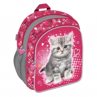 Plecaczek dziecięcy My Little Friend kotek