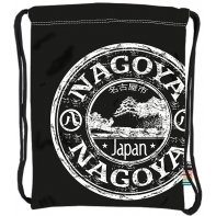 Worek na obuwie/plecak na sznurkach St.Right NAGOYA SO-10