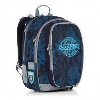 Plecak szkolny dwukomorowy dla chłopca Topgal CHI 881