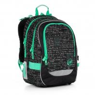 Plecak szkolny dwukomorowy dla chłopca Topgal CHI 866
