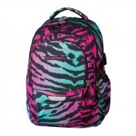Młodzieżowy plecak szkolny CoolPack Factor 29L Zebra 434