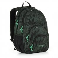 Dwukomorowy plecak młodzieżowy Topgal HIT 895