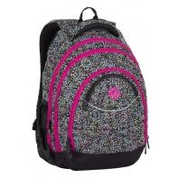 Superlekki plecak szkolny Bagmaster we wzory