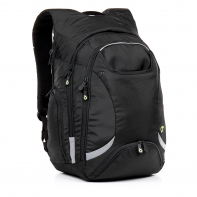 Dwukomorowy plecak na laptopa Topgal TOP 161