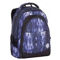 Superlekki plecak szkolny Bagmaster niebieski