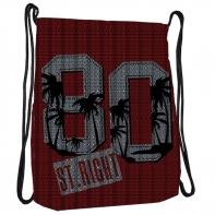 Worek na obuwie/plecak na sznurkach St.Right Eighty SO-12