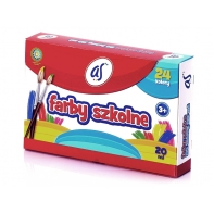 24 farby plakatowe AS Astra 12 x 20ml