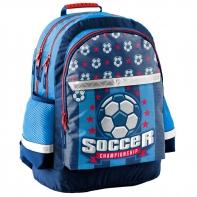 Lekki plecak szkolny Championship - piłka nożna Football, Paso