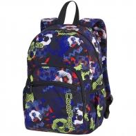 Dziecięcy mały plecak CoolPack Mini 18L, Football A189