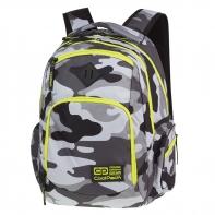 Młodzieżowy plecak szkolny CoolPack Break 29 l, Como Yellow Neon A365