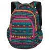 Lekki plecak szkolny CoolPack Prime 23L, Mexican Trip A210