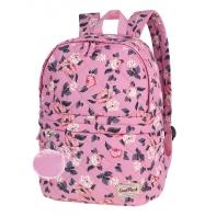 Bardzo lekki pikowany plecak CoolPack Fanny 24 L, Rose Garden A102