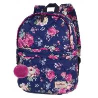 Bardzo lekki pikowany plecak CoolPack Fanny 24 L, Midnight Garden A104