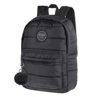 Bardzo lekki pikowany plecak CoolPack Ruby 24 L, Black A115