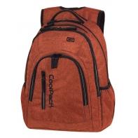 Młodzieżowy plecak szkolny CoolPack Mercator Plus 31 l, Snow Bricky A316