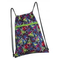 Worek na obuwie Coolpack Shoe Bag, Geometric Shapes A207